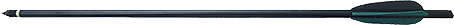 "Barnett 18"" Aluminum Bolts w/Field Points"