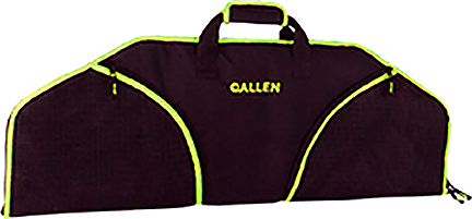 "Allen 41"" Compact Bowcase Flo Green/Black"