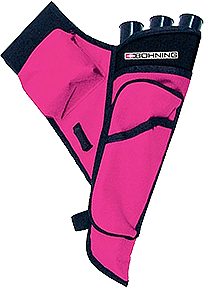 Bohning Mini Target Quiver Pink Left Hand