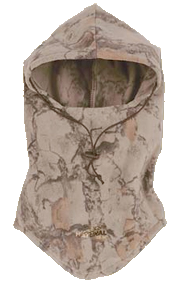 Fleece Mask Natural Camo OSFM