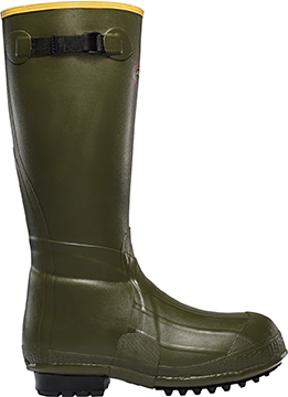 LaCrosse Burly Air Grip Boot Olive 9