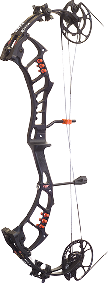 "18 Bow Madness Epix Bow Only Right Hand 29"" 70# Black"