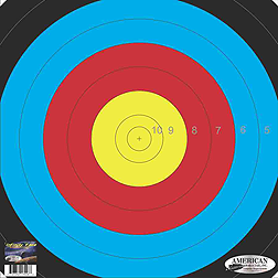 Infinity Target Face 80cm 32x32