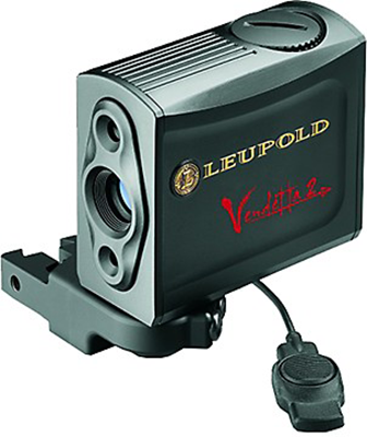 Leupold Vendetta 2 Bow Mounted Rangefinder Black