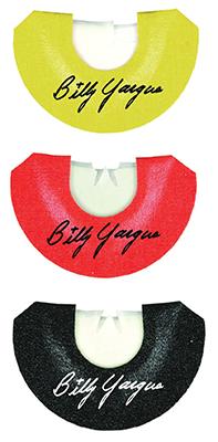 "Billy Yargus ""Go To"" Tri-Pak Diaphragms"