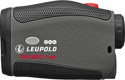 Leupold RX-1300i TBR w/DNA Gray/Black Laser Rangefinder
