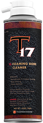 * T/C T-17 Foaming Bore Cleaner
