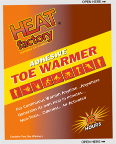 Hothands Toe Warmers