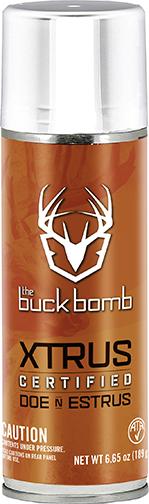 * Buck Bomb Xtrus-Certified Doe Estrus Scent 6.65oz