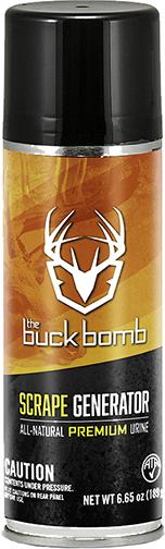 * Buck Bomb Scrape Generator Aerosol 6.65oz