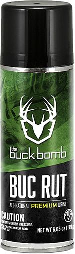 * Buck Bomb Buck Rut Aerosol 6.65oz
