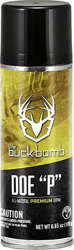 "* Buck Bomb Doe ""P"" Aerosol 6.65oz"