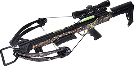 17 X-Force Camo Crossbow Blade Package