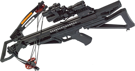 17 Intercept Varmint Hunter Crossbow Kit