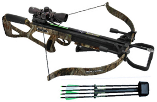 Heritage Recurve Crossbow Kit Hunters Haven
