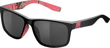 SPG Wasatch Sunglasses Realtree AP Coral Camo Smoke Lens
