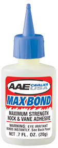 * AAE Max Bond Glue .7oz Bottle