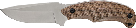 Old Timer Copperhead Series Fixed Drop Point Knife