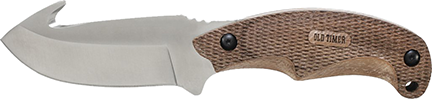 Old Timer Copperhead Series Fixed Gut Hook Knife