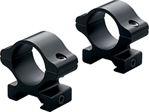 Leupold Rifleman Scope Rings Medium Matte Black