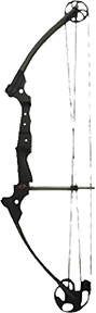 Genesis Bow Carbon Fiber Right Hand