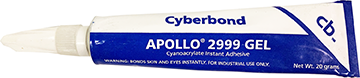 * Cyberbond Apollo Cyanoacrylate Gel Glue 20 Grams