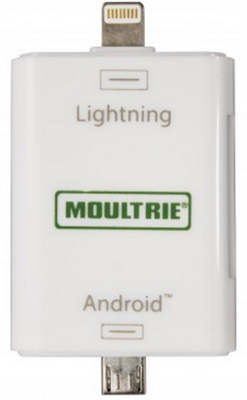 Moultrie SD Card Reader Smart Phone Gen 2