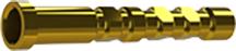 Brass Insert .246 100gr