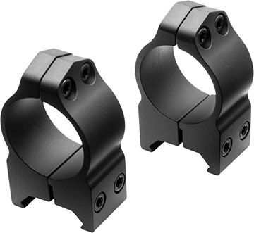 Nikon S-Series Medium Rings Black Matte (Steel)
