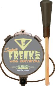 Primos Super Freak Strap On Pot Crystal