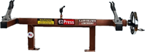 Last Chance EZ Press Deluxe Bench Mount