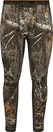 Baselayer AMP Lightweight Pant Realtree Edge Large