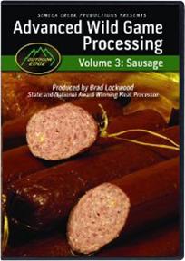 Outdoor Edge Sausage Vol 3 DVD