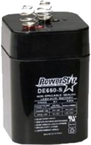 Powerstar 6V 5AMP Rechargeable Battery
