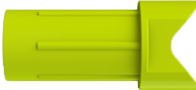 Bolt Nock Moon .300 17gr Flo Green