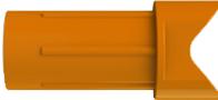 Bolt Nock Moon .300 17gr Flo Orange