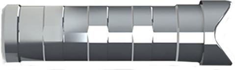 Bolt Nock Moon .300 25gr Aluminum
