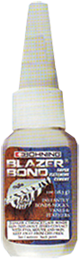 * Blazer Bond 1oz Bottle