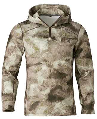 Hells Caynon Speed Trailhead Hoodie A Tacs AU Camo Medium
