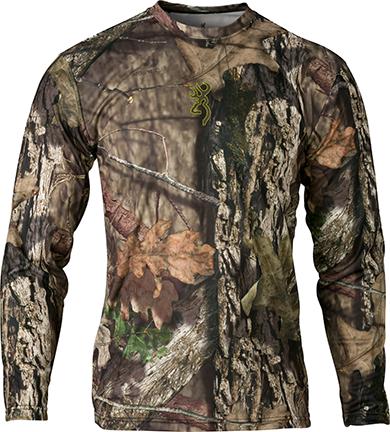 Browning Vapor Max Long Sleeve Shirt Breakup Country 2X