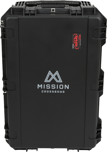 *M SKB I-Series Mission Sub 1 Crossbow Case
