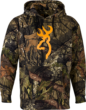 Browning Buckmark Hoodie Breakup Country XL