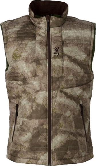 Hells Canyon Speed Strike Vest A-Tacs AU Camo 2X