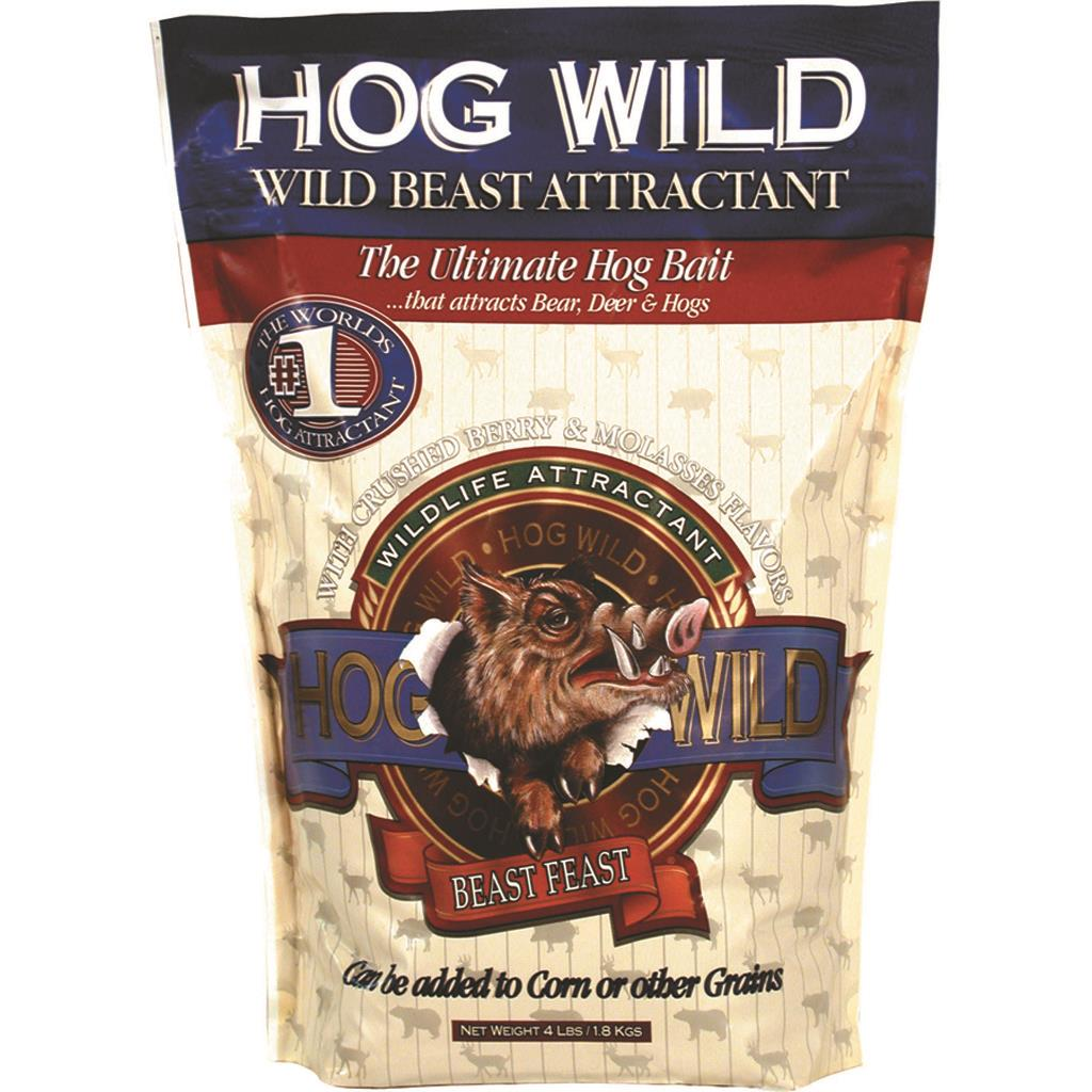Elvolved Hog Wild Attractant 4 lbs