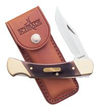 Old Timer Cave Bear w/Sheath Knife