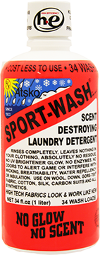 Atsko Sport-Wash Laundry Detergent 1 L