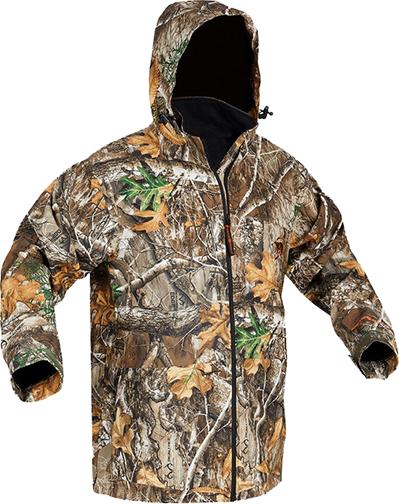 Heat Echo Hydrovore Jacket Realtree Edge Camo 2Xlarge