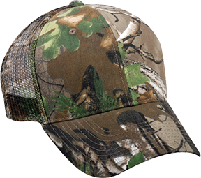 6 Panel Cap Realtree Xtra Grn
