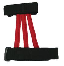 Adult Web Armguard Red
