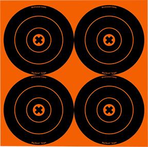 "BC Big Burst 6"" Targets"